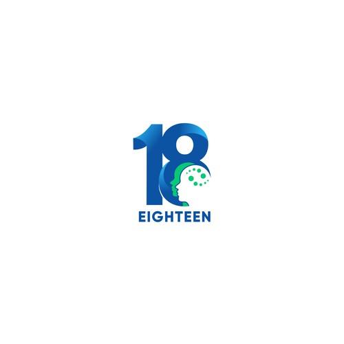 Number Logo Concept