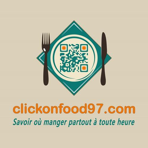 Logo Clickonfood97.com