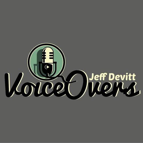 Jeff Devitt: VoiceOvers logo
