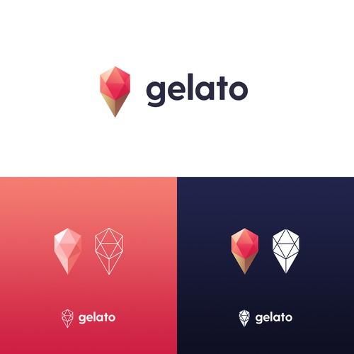 Crypto currency tool geometric Logo