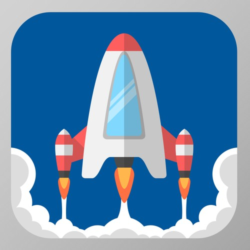 iOS app icon for a modern grade calculator