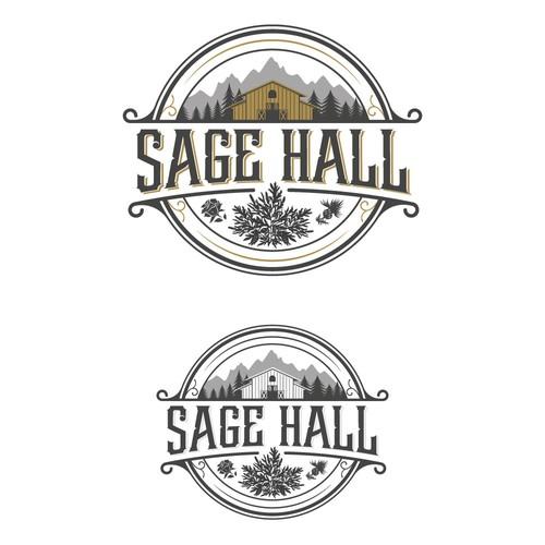 Logo Sage Hall
