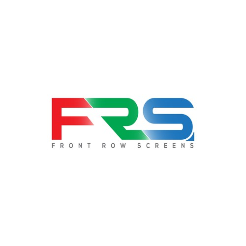 Create brand logo for concert and event video screen hire company
