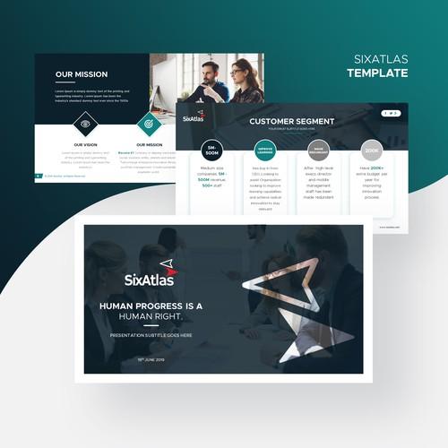 SixAtlas PowerPoint Presentation