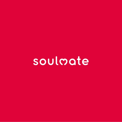 Stunning logo for a popular dating site - SOULMATE