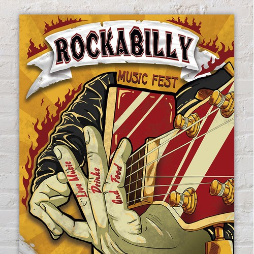 Rockabilly Music Fest