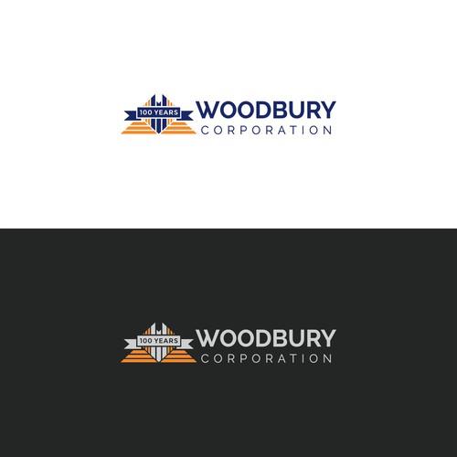 Logo modification for 100th anniversary