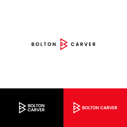 STRONG AND SIMPLE LOGO FOR BOLTON CARVER