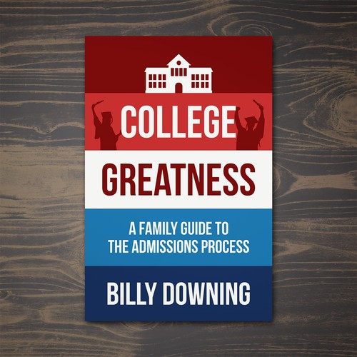 Book cover for College Greatness book