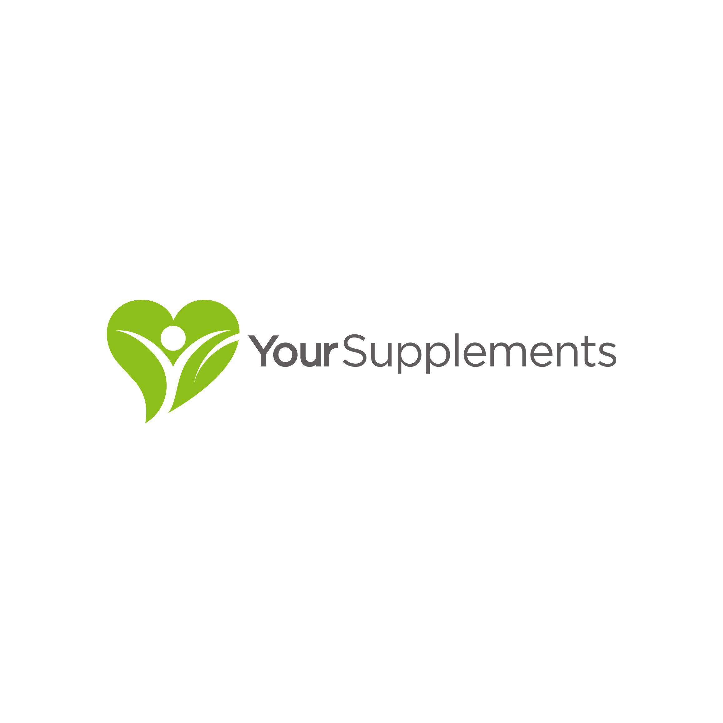 Design a creative and eye-catching logo for Your Supplements