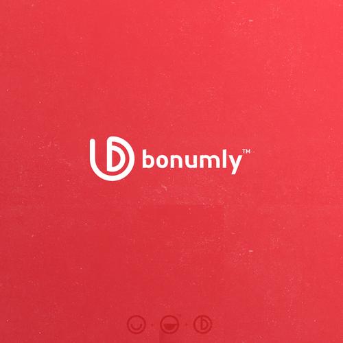 Simple logo for bonumly