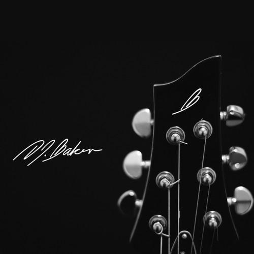 Signature Logo for DJ.Baker