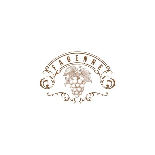 Fabenne logo design.
