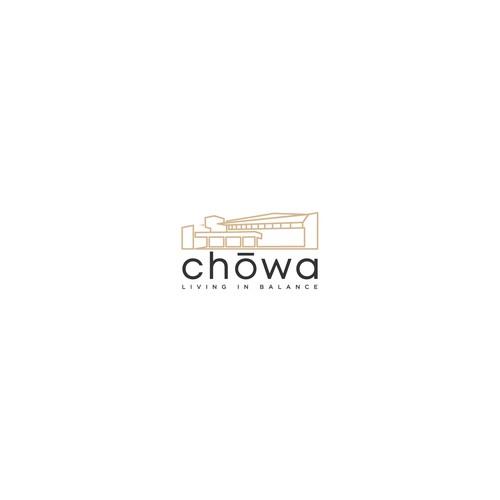 Logo Design: BUILDER Chōwa Concept Home