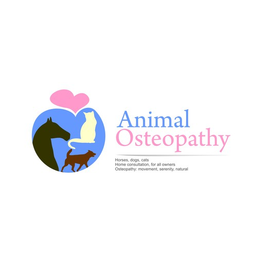 Logo for Animal Osteopathy