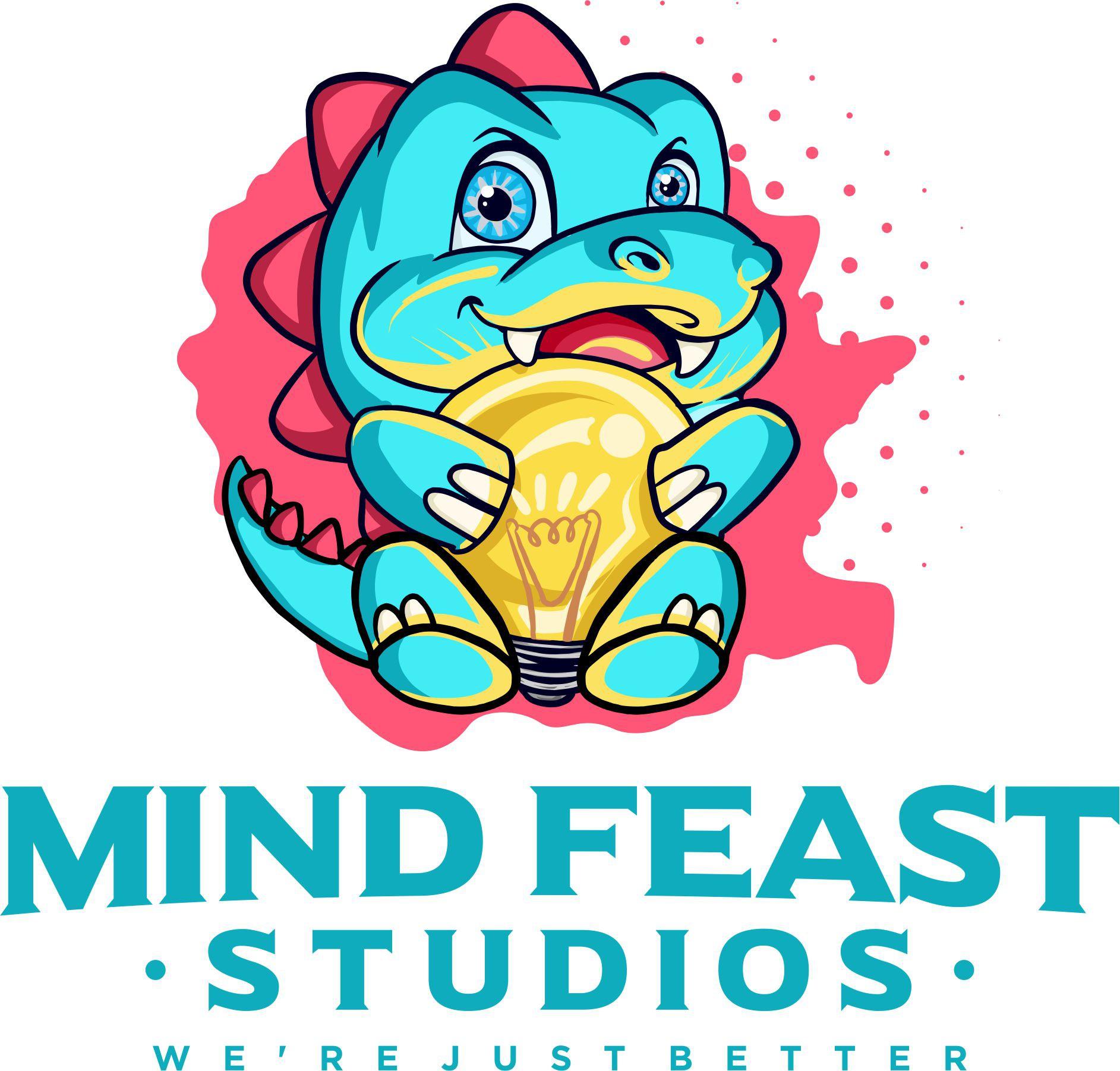 Mind Feast Studios needs a LOGO! We Love TATTOO Art!