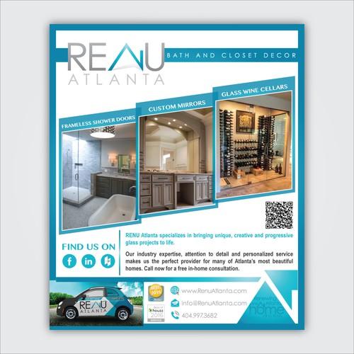 RENU Atlanta Magazine Ad