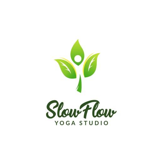 Bold for eco yoga studio