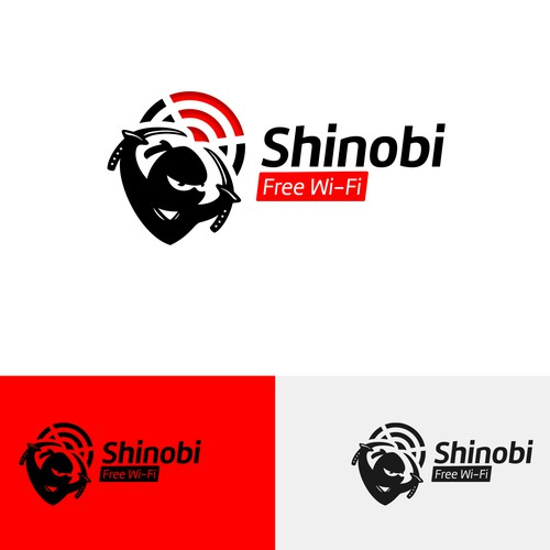 SHINOBI-Wi-Fi