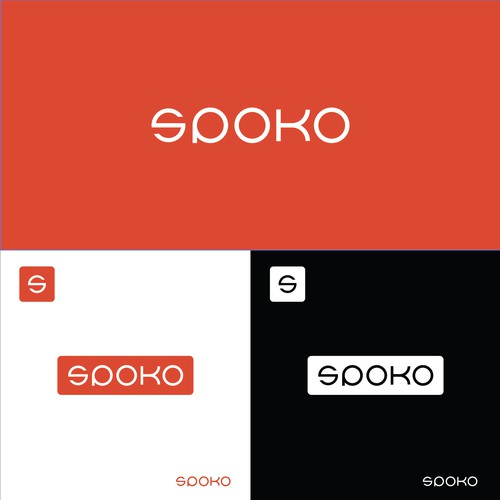 """A clean logo for a """"Modern Polish Street Food startup concept"""""""