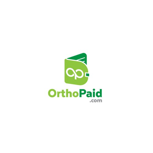 Simple logo for Orthodontic Payment Methode