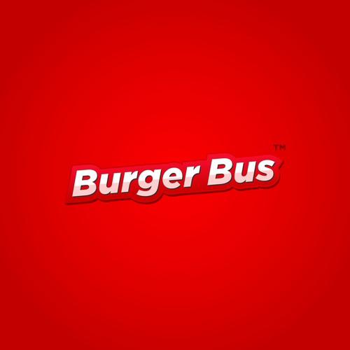 Burger Shop Logo