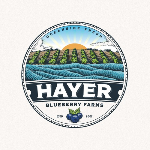 Hayer Blueberry farms