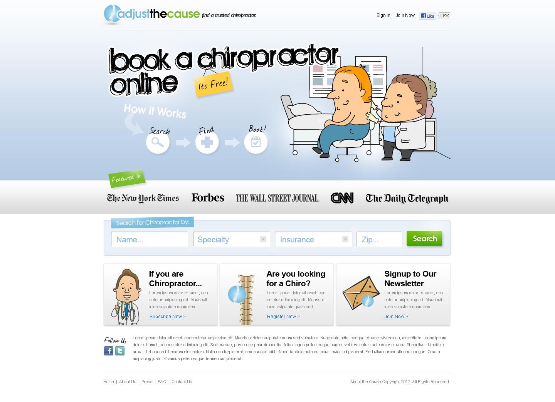 Chiropractic site