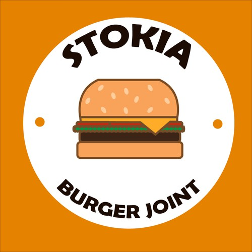 Logo for Burger Joint