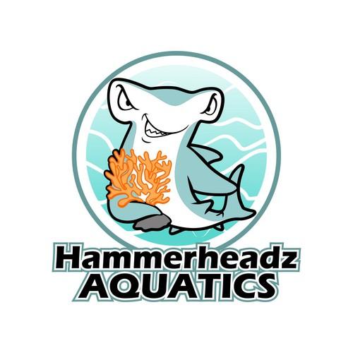 Hammer shark mascot requested