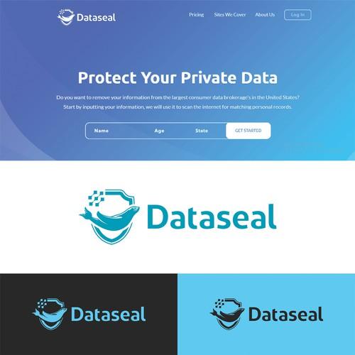 Logo for Modern Data Website