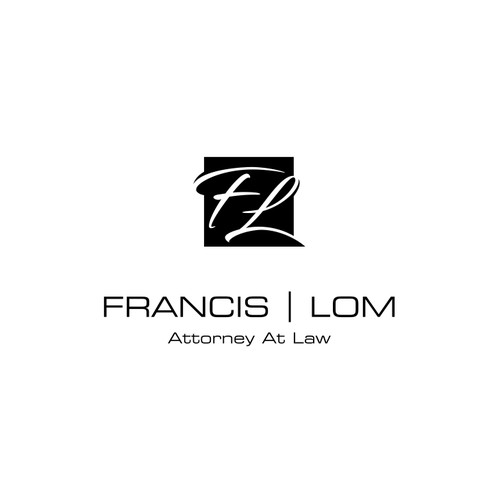 Upscale Law Firm Logo