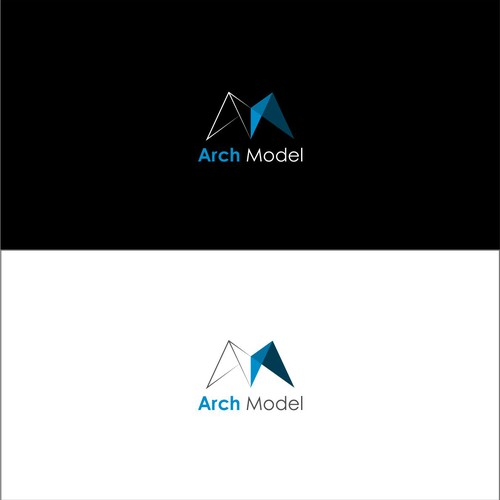 logo concept for Arch model