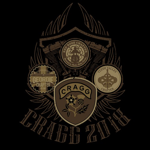Annual meeting of Harley Davidson motorcycles.