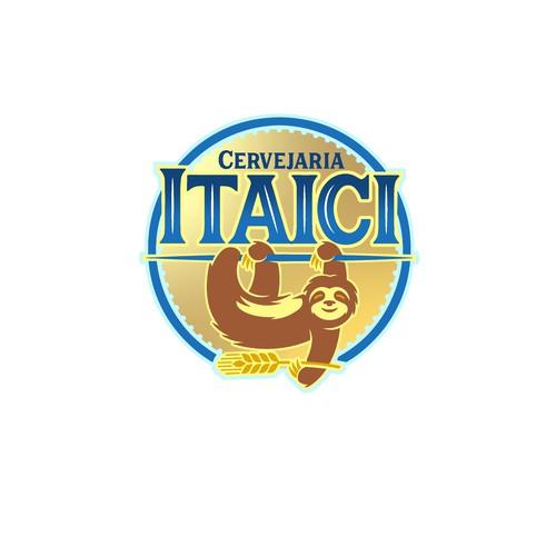 Itaici Cervejaria Brewery Logo