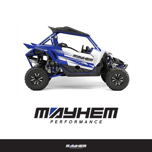 Mayhem Performance Logo Design