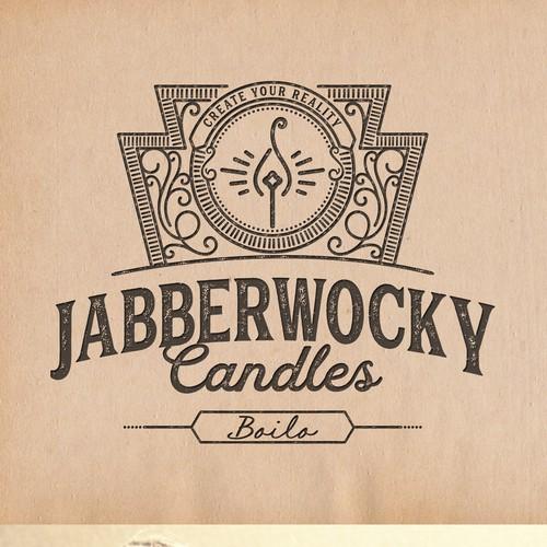 Whimsical Vintage Logo