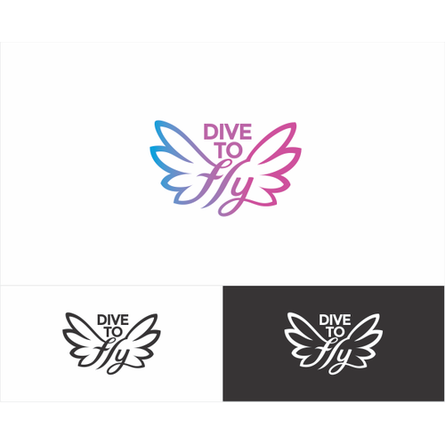 Magical Fairy Wings logo for Dive To Fly