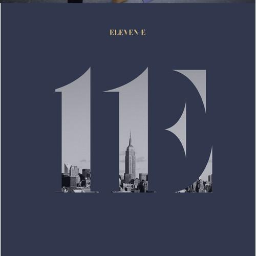 A logo for 11E brand lifestyle
