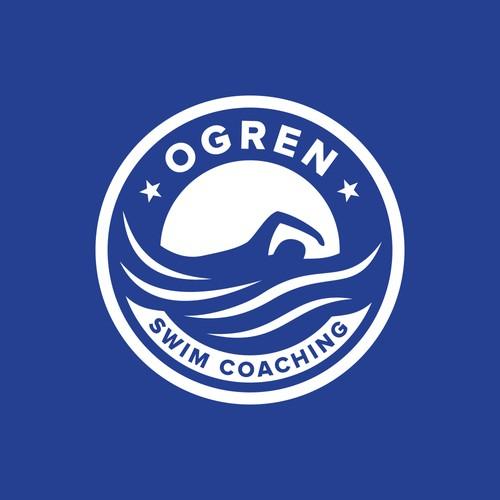 Logo for Swim Coach