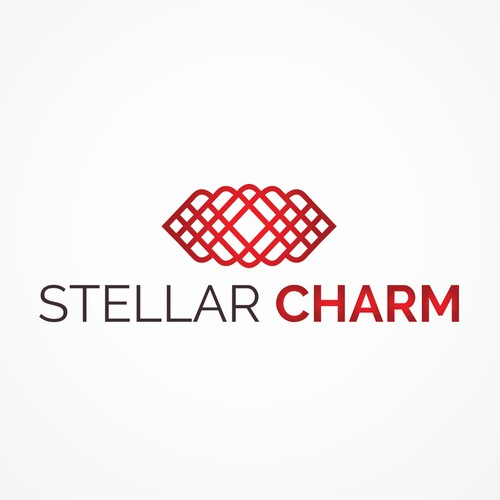 Bold logo concept for Stellar Charm