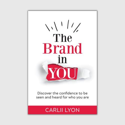 E-book cover 'THE BRAND IN YOU'