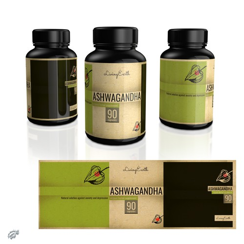 Living Earth - Organic herbal Supplement