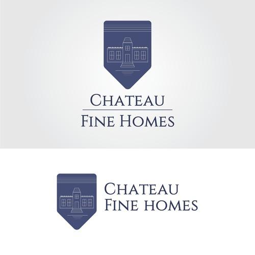 Logo fo Chateau Fine Homes