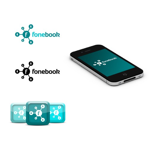 Clean, sharp, attractive logo needed for Fonebook