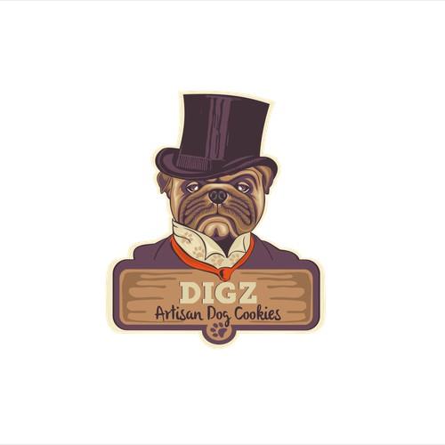 DIGZ (Artisan Dog Cookies)
