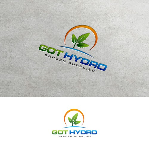 Design new Hydro Grow Supply e-commerce company logo