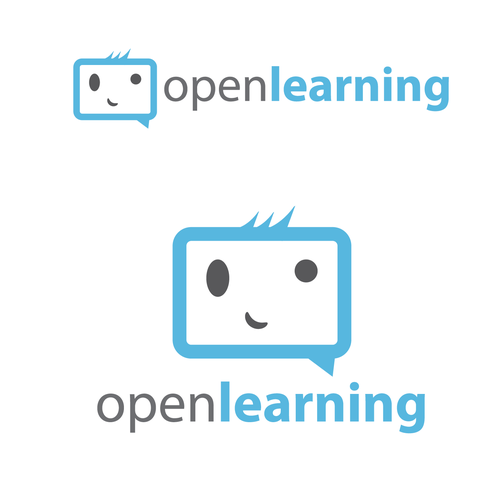 Create an inspiring logo for openlearning!