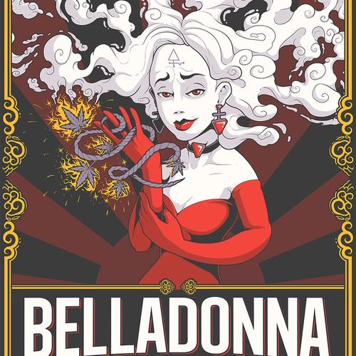 """[PILLustration] """"Firecracker"""" Beladonna"""