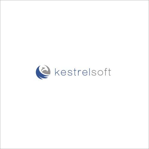 Negative Space Logo fo Krestelsoft
